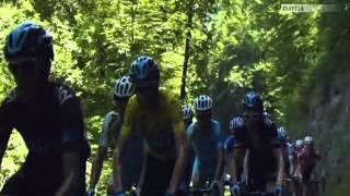 giro del Delfinato 2014 attacco di Contador