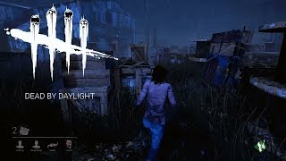 Dead by Daylight Survivor Gameplay - Backdoor First-Timer (No Commentary)