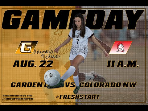 GCCC Women's Soccer vs. Colorado Northwestern Community College