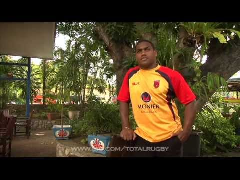 The growth of rugby in Papua New Guinea
