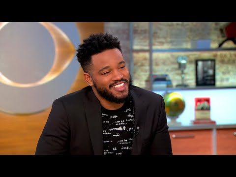 "Director Ryan Coogler's first priority with ""Black Panther"": Make a good movie Mp3"