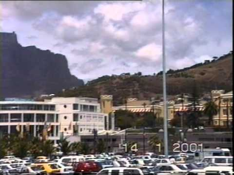 RPA   Cape Town styczeń 2001 r