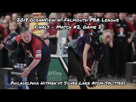 2018 PBA League Finals Match #2, Game 2 - Philadelphia Hitmen vs Silver Lake Atom Splitters