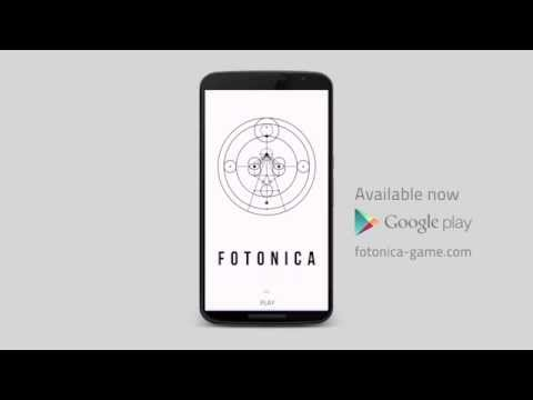 FOTONICA Google Play Launch Trailer