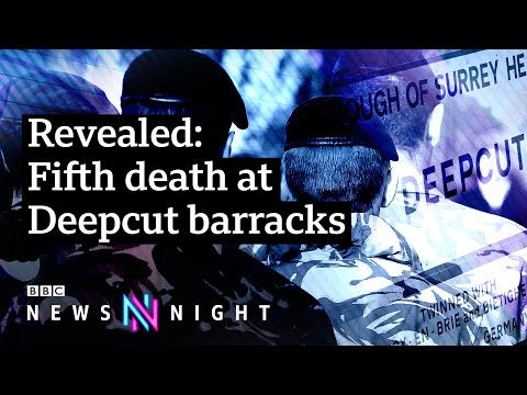Fifth death at Deepcut barracks revealed - BBC Newsnight