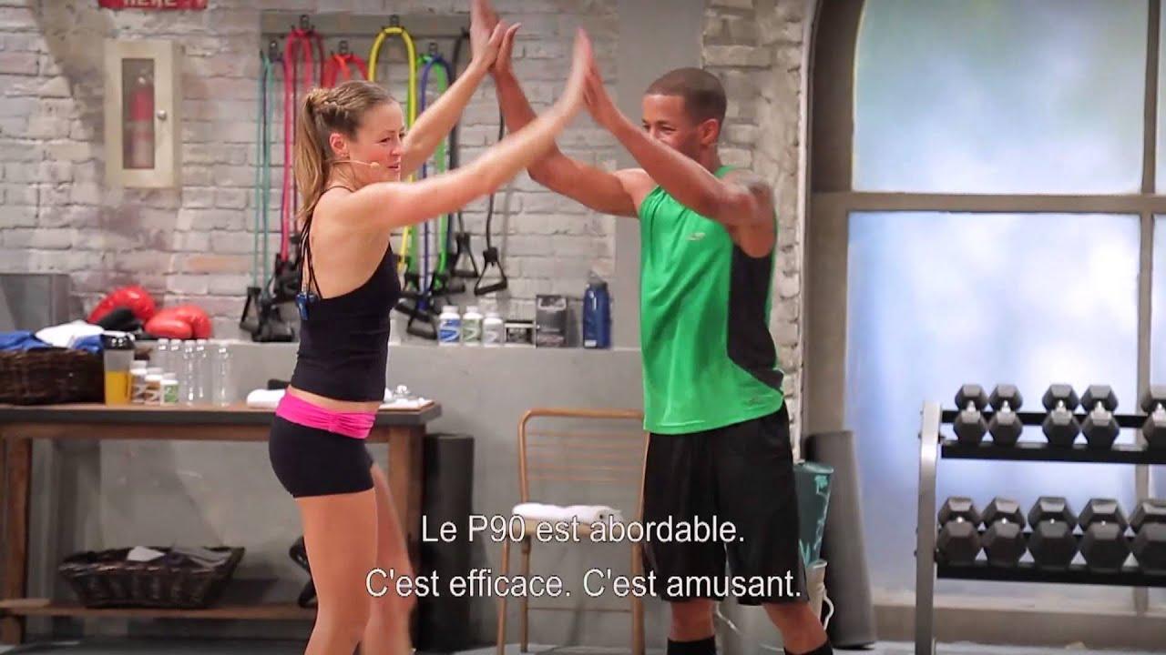 programme p90x en francais