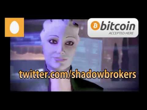 Shadow Brokers hack the NSA