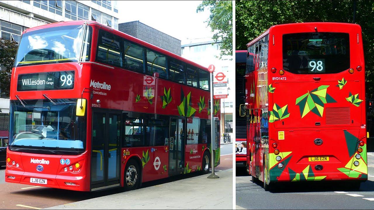 BYD bus...