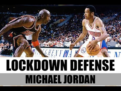 Michael Jordan Defense : Lockdown How To