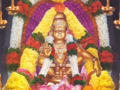 Swamiye saranam ayyappa lyrics in english