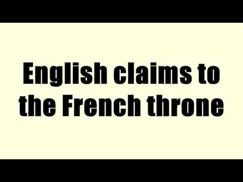English claims to the French throne