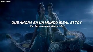 Zayn Becky G A Whole New World Un Mundo Ideal Lyrics Ingles, Espaol.mp3