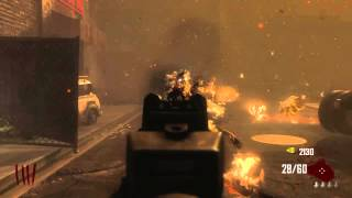 black ops 2 zombies green run survival hell hounds part 1