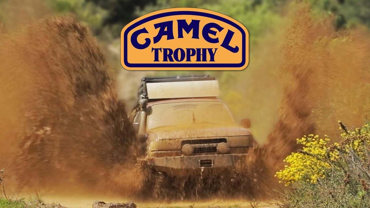 Homenaje Intro CAMEL TROPHY