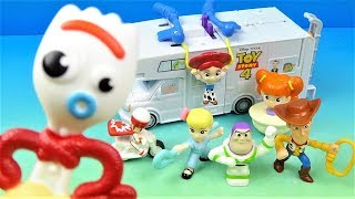 2019 TOY STORY 4 Set of 10 McDONALDS HAPPY MEAL KIDS MOVIE TOYS VIDEO REVIEW DISNEY PIXAR