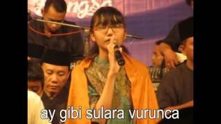 Suara Merdu Anak Perempuan Cak Nun