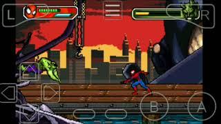 [GBA] All Spider-Man: Battle for New York Bosses