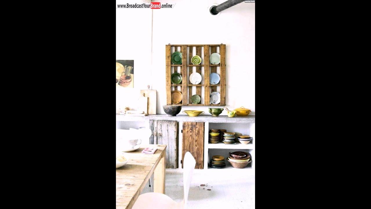 Küchen Regale Selber Bauen Ideen Youtube