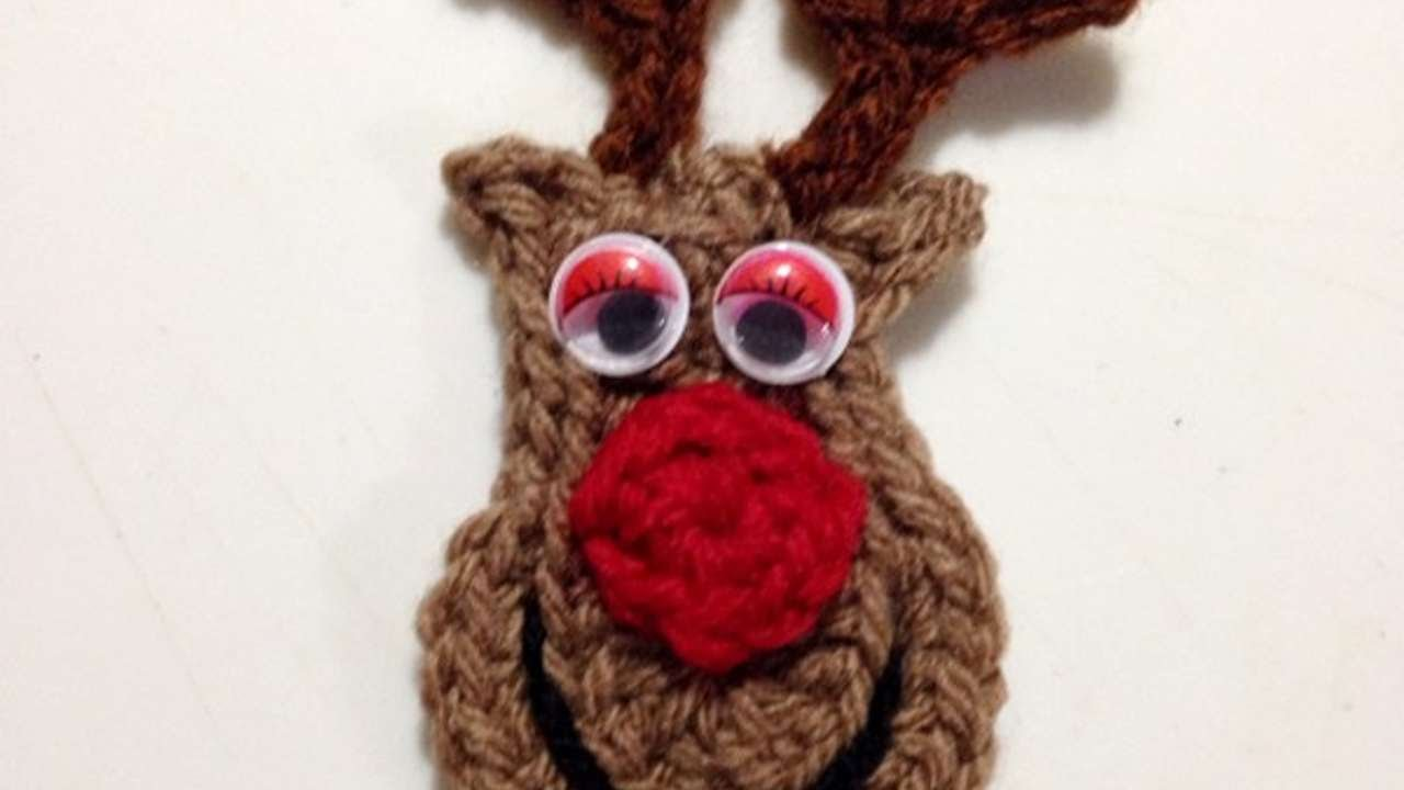 Rudolph Crochet Patterns {Get in the Christmas spirit with these ...   720x1280