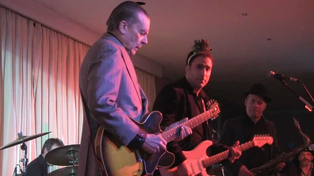 J. Geils w/ Jeff Pitchell and Texas Flood Live @ The Bull Run Restaurant New Years Eve 2011