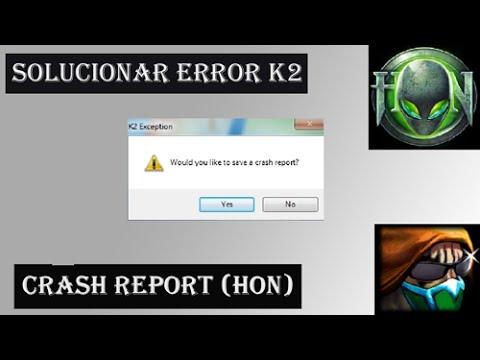 k2 exception