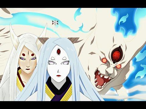 Naruto Character Evolution : Otsutsuki Kaguya