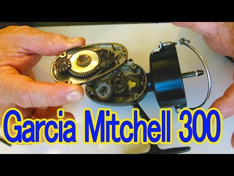 Vintage Garcia Mitchell 300 Maintenance