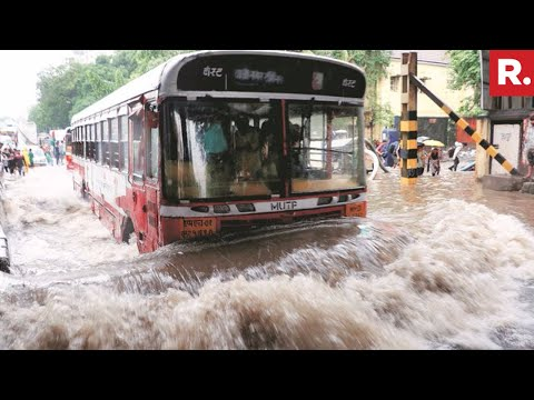 Heavy Rains In Mumbai - Citizens Stranded | Full Report