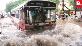 Heavy Rains In Mumbai - Citizens Stranded | Full Report