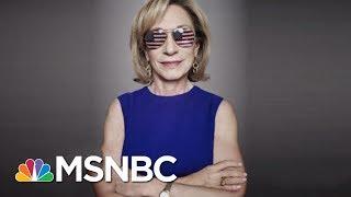 Andrea Mitchell Celebrates 40 Years At NBC | Andrea Mitchell | MSNBC