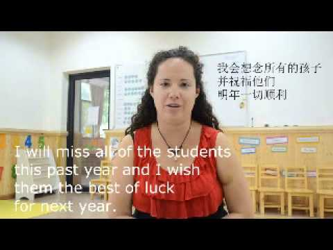 TeachBrave teachers in Chengdu, China