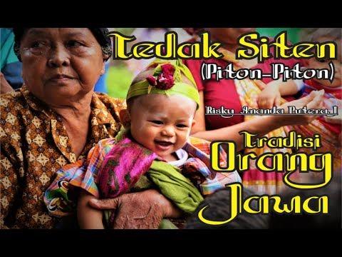 TEDAK SITEN | Tradisi Orang JAWA | Risky Ananda Putera J