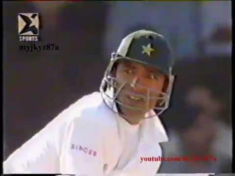 FINAL Match Highlights : Pakistan DEFEND 160 runs Vs New Zealand at Sharjha 1996.