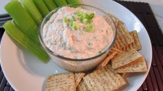 Salmon & Cream Cheese Dip  | An Easy & Cheesy How To Recipe