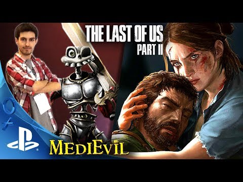 THE LAST OF US 2, MediEvil e tutti gli ANNUNCI del PlayStation Experience 2017 • New Game ++ [6]