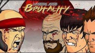 Martial Arts Brutality| Lets Kick Sum Ass