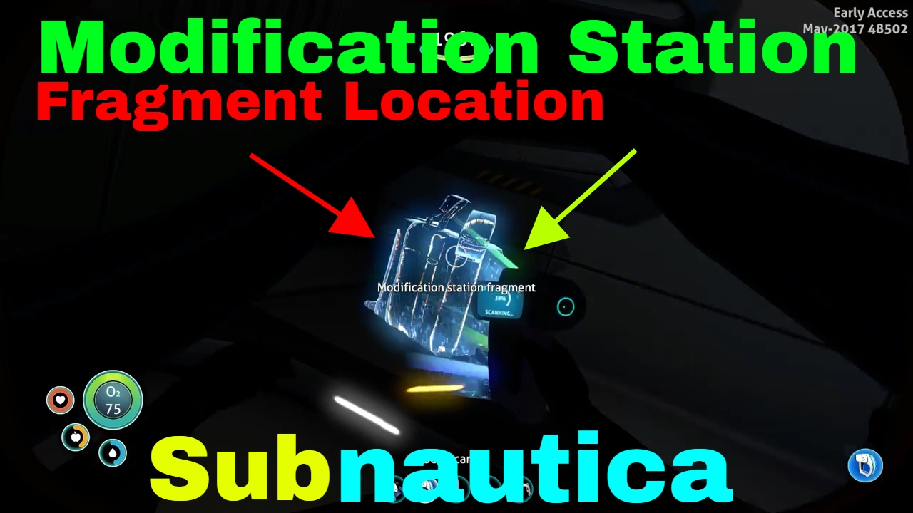 Modification Station Subnautica Youtube The modification station can upgrade tools , equipment and vehicle modules. modification station subnautica