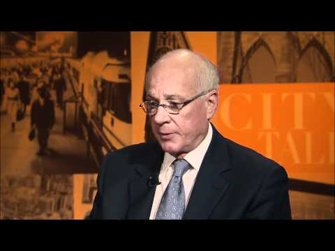 City Talk: Chancellor Matthew Goldstein, City University of New York
