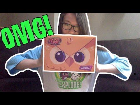 ANIMAL JAM BOX UNBOXING!!