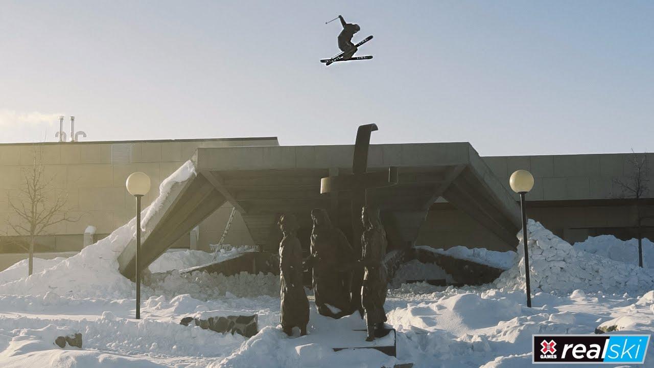 FULL EPISODE: Real Ski 2017   X Games