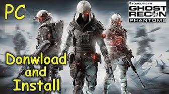 How to Download and Install Ghost Recon Phantoms