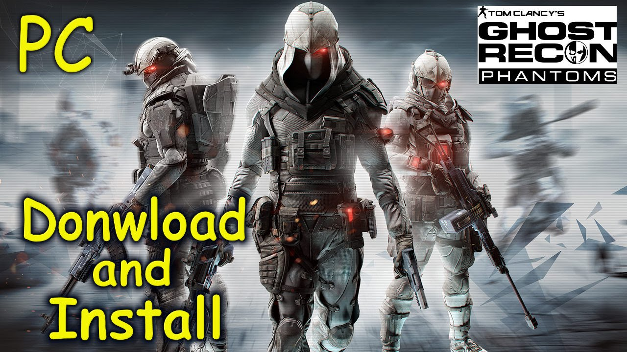 ghost recon free to play download