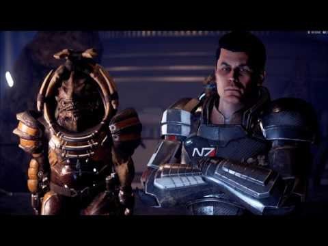 Mass Effect: Andromeda - The Best Fight Scene in the Mass Effect Series