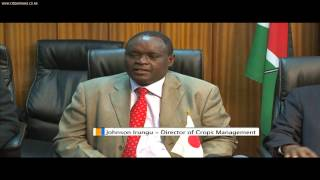 Agriculture CS On Country's Food Security