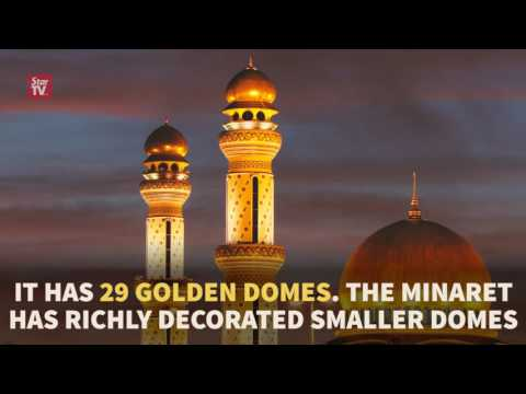 Brunei Darussalam's top three iconic mosques