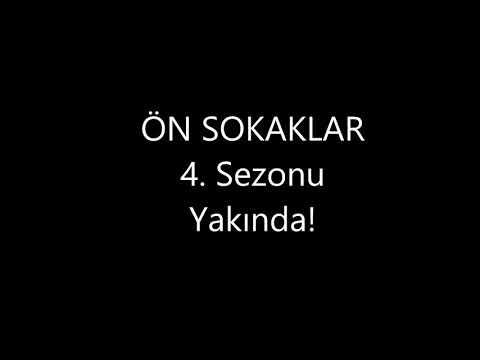 Ön Sokaklar 4. Sezon Tanıtımı - On Sokaklar Forth Season Teaser   Kanal-J