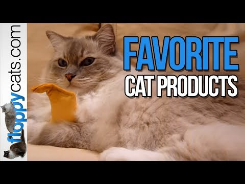 Floppycats.com's Favorite Cat Products - Floppycats Reviews - ねこ - ラグドール - Floppy Cats