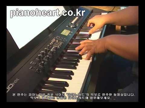 Michael Jackson - Ben Piano cover