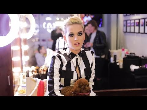 Katy Perry on Saturday Night Live (Exclusive BTS - Xfinity)