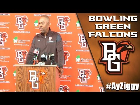 Football Press Conference - Ohio State